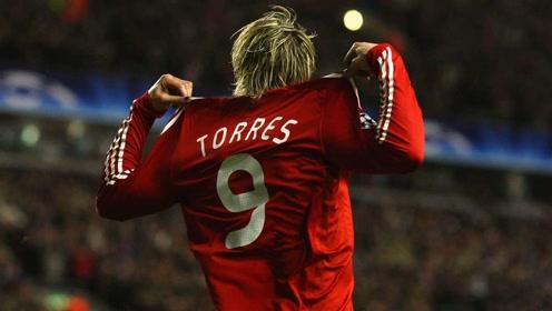 还是红色圣婴最飘逸 回顾托雷斯如何征服安菲尔德球迷