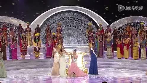 世界小姐2013冠军正式加冕