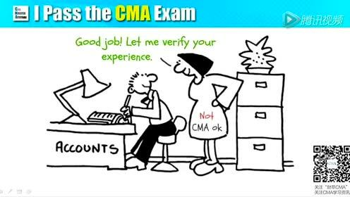 Requirements for CMA