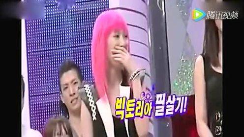 娱乐综艺 软骨功夫大比拼F x 宋茜 VS 韩女星观众叫绝