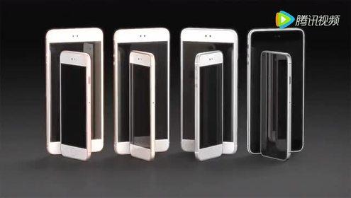 iPhone 7最新最全概念渲染视频