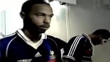 那时大帝还年轻!亨利法国世界杯冠军经历