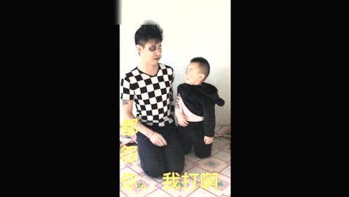 爆笑视频 叫一小孩帮你圆场也算是傻