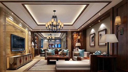 装修不花冤枉钱:装修前这样选择客厅灯具样式,看了省一半钱!