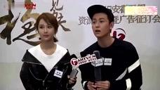 《龙珠传奇》采访:杨紫说了什么让秦俊杰都吃醋了?欢喜冤家呀
