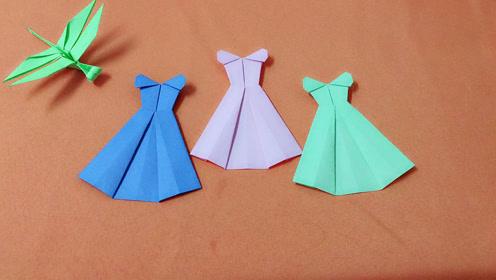 儿童手工折纸教程:简单的心形笔帽折纸步骤图解