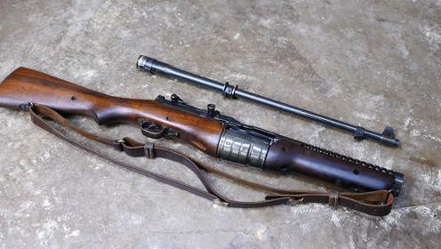 顺溜曾经使用过的狙击枪,射击时是如何装弹的?
