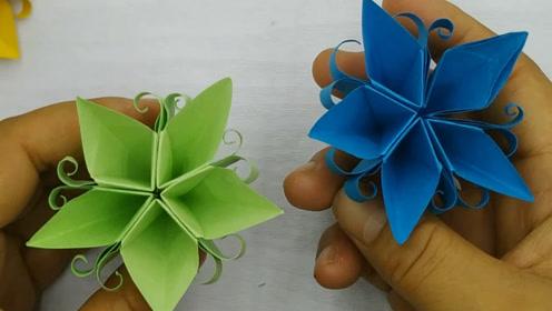 视频| 多种创意折纸手工,意想不到的创意
