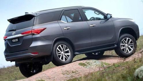丰田这下火了!新款SUV比宝马X6还耀眼,连汉兰达见它都