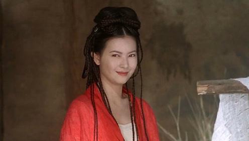 香港演员蓝洁瑛去世!曾出演《大话西游》创经