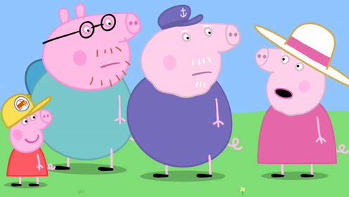猪年春节创意简笔画