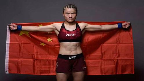 中国最强���.�a�9a�_中国最强女拳王,没有教练与赞助,独自一人自费打入ufc