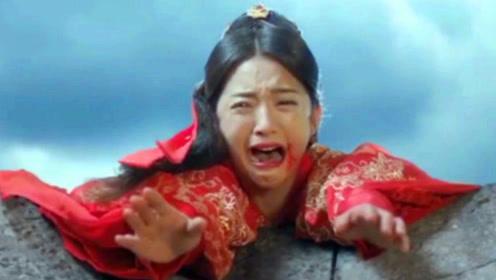 小女花不弃:不弃大婚,陈煜却和东方炻决战重伤坠崖,不弃嚎啕大哭
