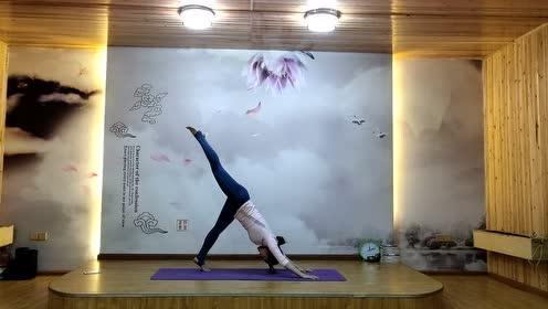 李丽英瑜伽教学视频