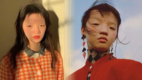 这位中国女模特有着外媒欣赏的
