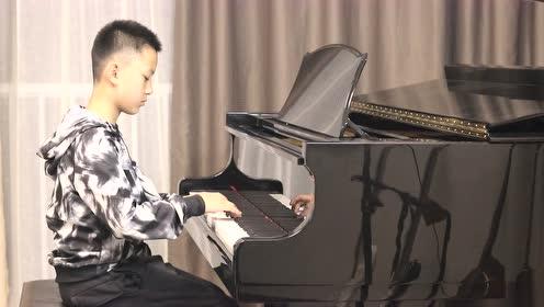 致爱丽丝 陈奕然 钢琴曲 希望音乐工作室
