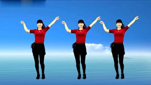 广场舞《猎爱》简单恰恰健身操 音乐好听