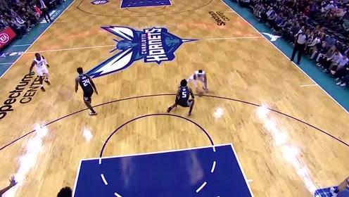 NBA一周最佳过人集锦:罗斯灵巧背运骗西卡 施罗德胯下后撤致命一击