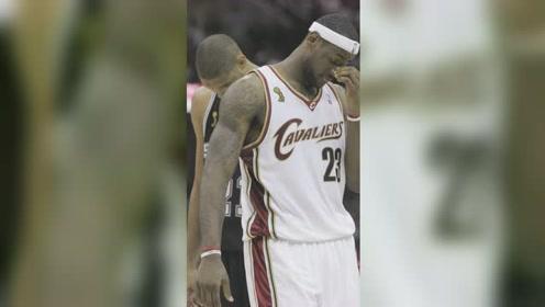 篮球百事通:未来是你的 邓肯一句话让詹姆斯苦等5年