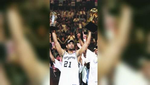 篮球微传记:石佛邓肯 NBA历史第一大前锋实至名归