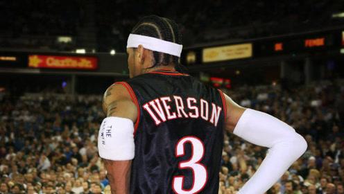 《篮球印象》艾弗森 一生无冠又如何 这一点都不影响他的伟大