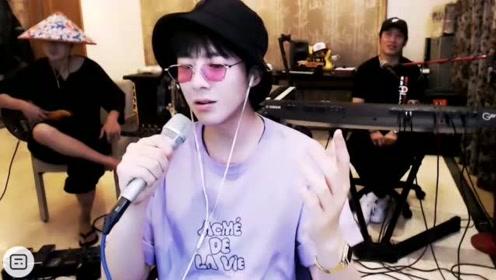 刘宇宁演唱《十七岁》,烟嗓太可爱,网友深深沉醉!