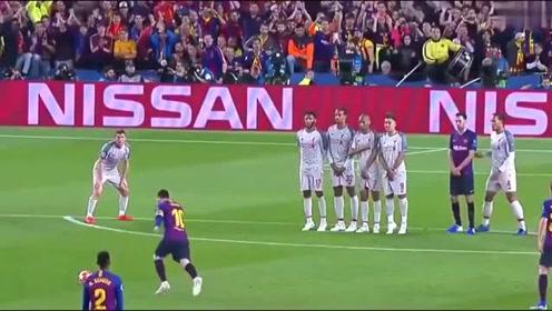 欧冠历史5大最佳进球,马内漂亮转身爆射,梅西C罗实至名归