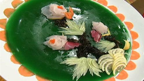 满汉全席烹饪擂台赛,这一局比刀工,绝对让你大开眼界!
