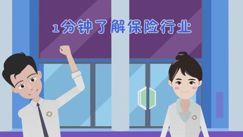 新华保险营销员扩招动画片:一分钟了解保险行业