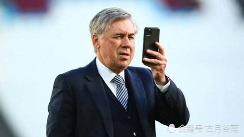 英超9月最佳教练,安切洛蒂