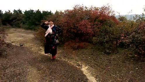 诗晴带你游焦作(130)你好!大底村红叶谷#旅行vlog# #美食高光时刻#