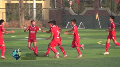 征战鲁能杯,中国足球小将进球集锦!