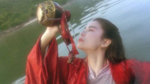 终于找到这首《爱江山更爱美人》,不愧是武侠经典,太好听了