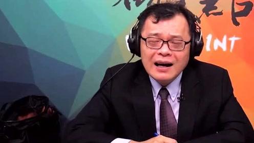 台湾名嘴第一次去北京吃烤鸭游长城,大陆网友热情的推荐