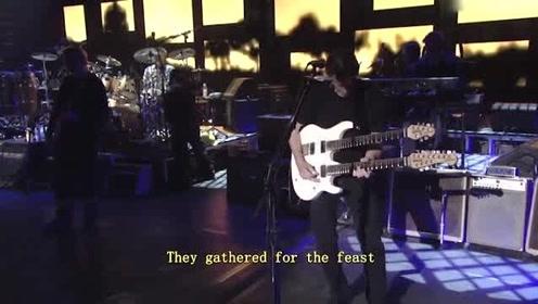 《加州旅馆》最炉火纯青的一个版本,摇滚真的很酷!