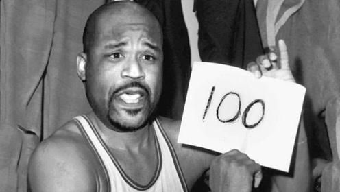 NBA超巨征战CBA系列:巅峰奥尼尔大杀四方,单场100分致敬张伯伦!