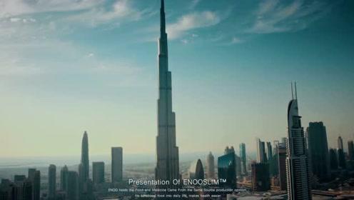 ENOO口服玻尿酸品牌陪你海外游,迪拜第一站,随手一拍都是水光肌#是心动的感觉# #旅行vlog# #人生第一次#