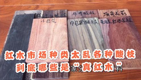 红木家具行业各种酸枝花梨满天飞,到底什么才是真红木?视频告诉你!