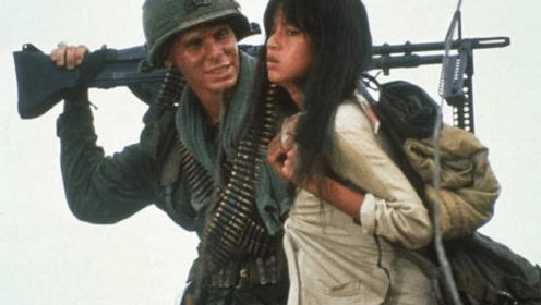 在不受约束的越南,美军肆意妄为,一段视频真