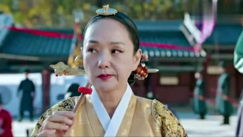 《哲仁王后》所有人全顾着吃美食了,少了一个王后,金门家族居然没有察觉!