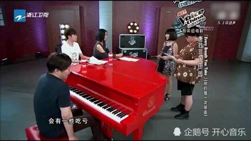 那英:这两个中国女孩,拥有一副欧美范的嗓音