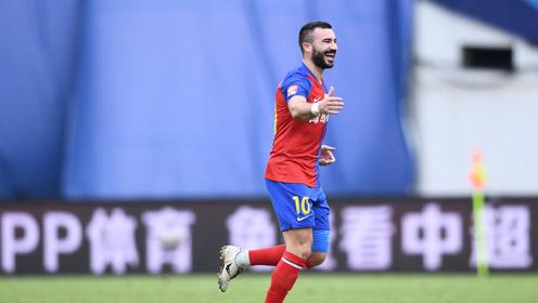 【战报】黄海3-0完胜泰达 亚历山德里尼梅开二度