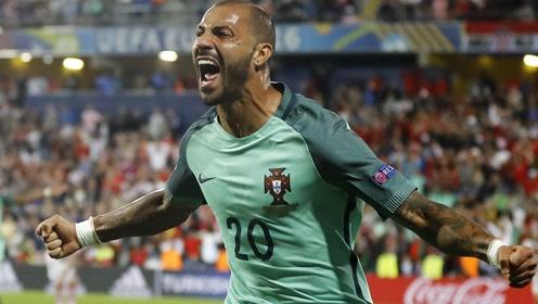 曾经媲美C罗的葡萄牙边路奇才 夸雷斯马征服世界的绝世技艺