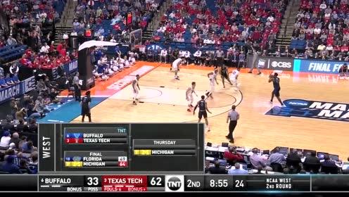 一个个都是投篮高手!NCAA2019-2020赛季精彩三分集锦
