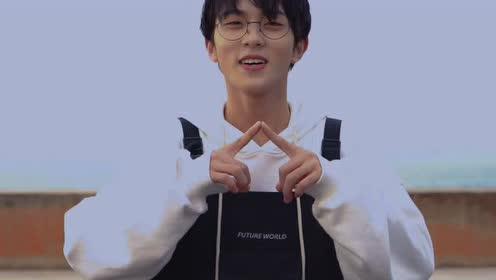 【張星特】你的愛笑男孩就是我。我準備好了,Chuang To-Gather Go!