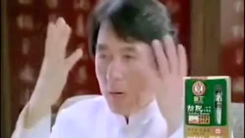 成龙洗发水广告采访原版