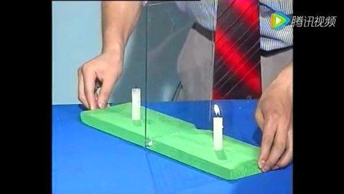 八年级物理上册第二章-光现象_平面镜成像实验