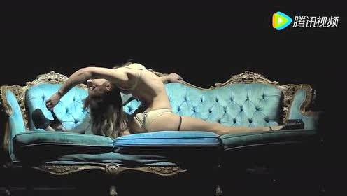澳大利亚钢管舞小姐大赛亚军表演