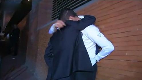 穆里尼奥教练生涯最柔情一幕,直接戳中泪点!