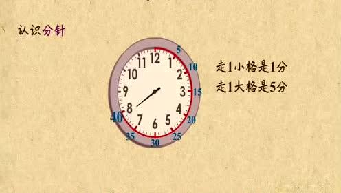 三年级数学上册5 时、分、秒_时分秒flash教学课件